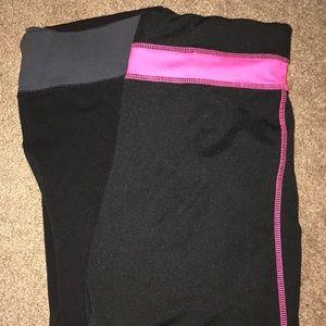 Set of 2 Champion workout leggings